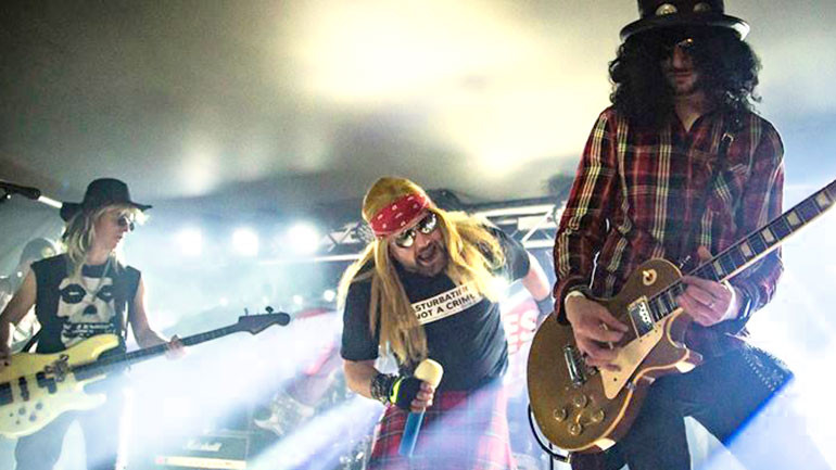 Abuse Your Illusion - Guns N Roses Featured Photo | Hooley!