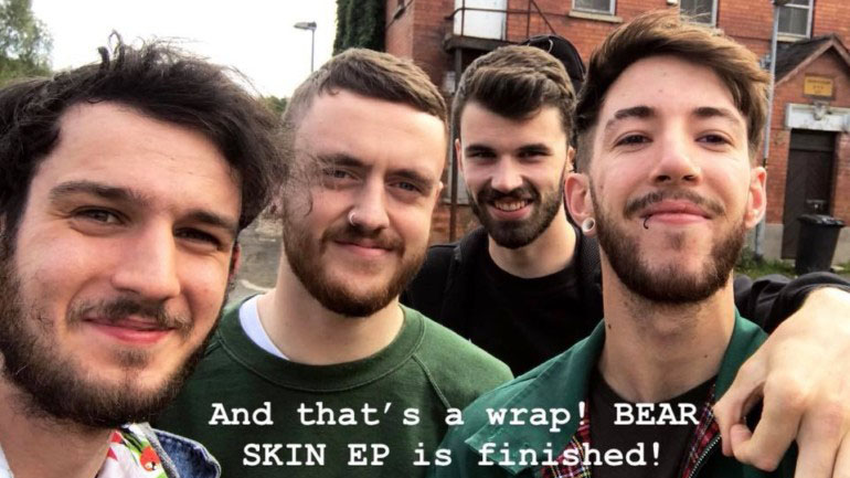 Bear Skin Featured Photo   Hooley!