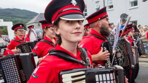Brunswick Accordion Band Featured Photo