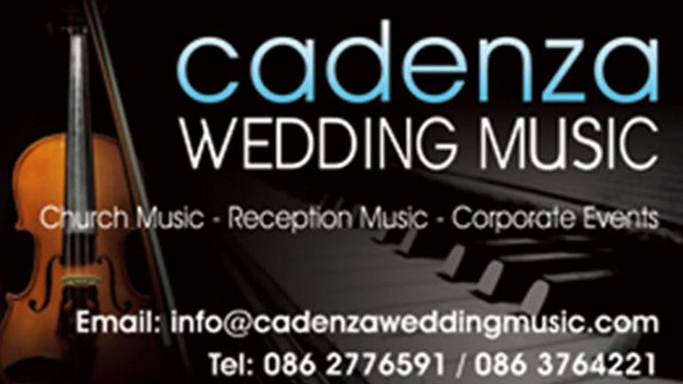 Cadenza Wedding Music Featured Photo | Hooley!