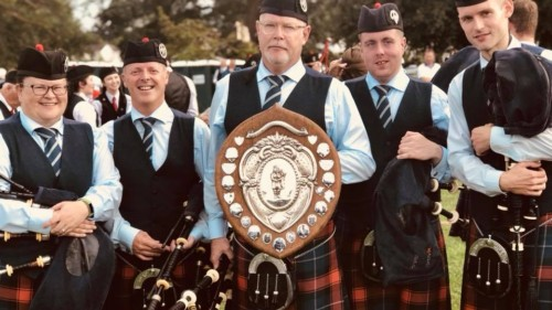 Closkelt Pipe Band Featured Photo