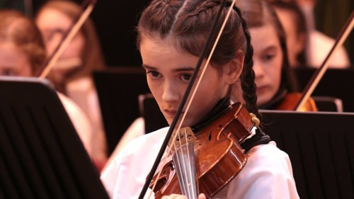 Cork Youth Orchestra Featured Photo