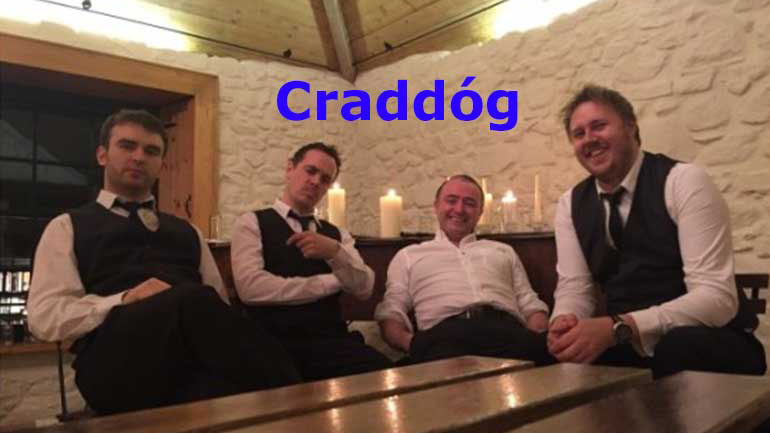 Craddóg Featured Photo | Hooley!