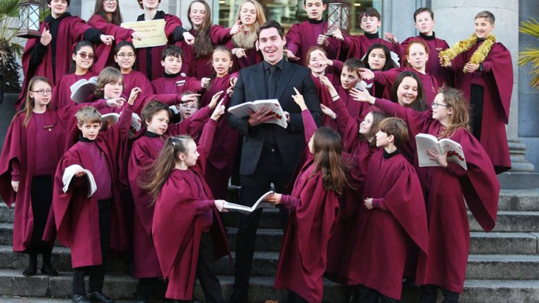Dublin Choral Foundation Featured Photo | Hooley!