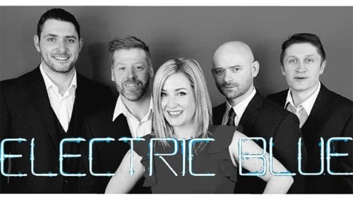 Electric Blue Featured Photo