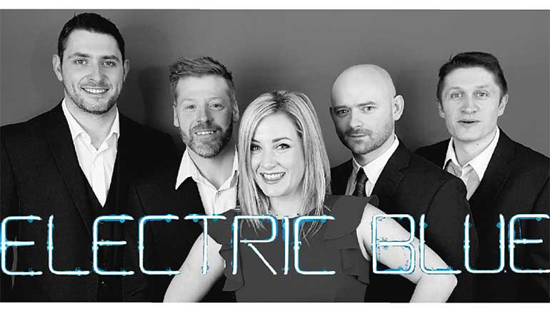 Electric Blue Featured Photo | Hooley!