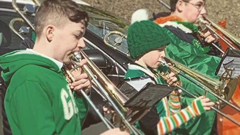 Fermoy Concert Band Featured Photo | Hooley!