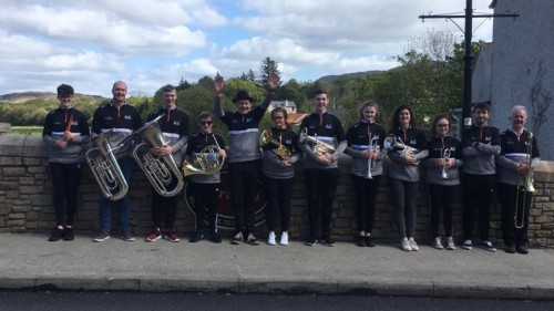 Glenties Brass Band Featured Photo