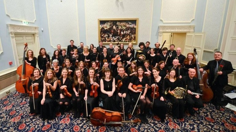 Hibernian Orchestra Featured Photo | Hooley!