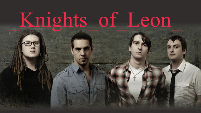 Knights of Leon - Tribute Band Featured Photo | Hooley!