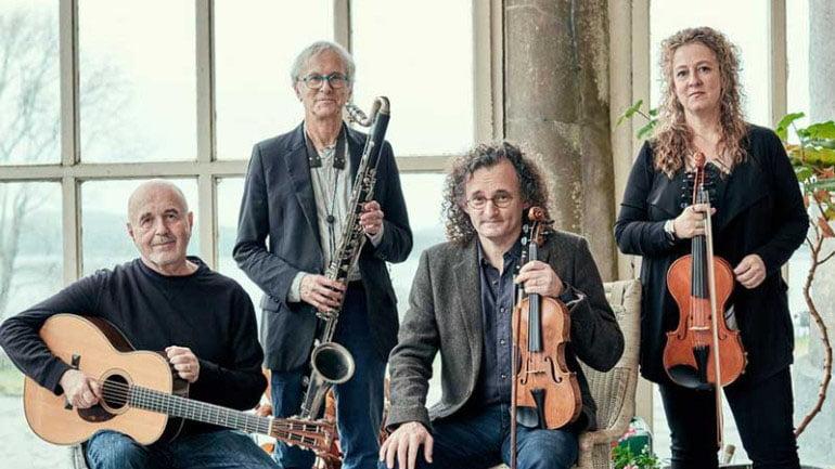 Martin Hayes Quartet Featured Photo | Hooley!