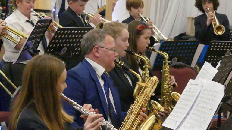 Midleton Concert Band Featured Photo | Hooley!