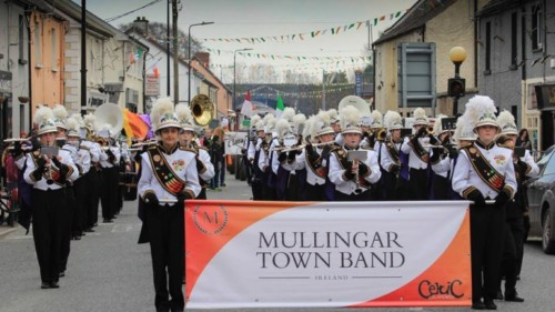 Mullingar Town Band Featured Photo