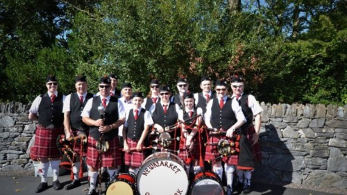 Newmarket Pipe Band Featured Photo
