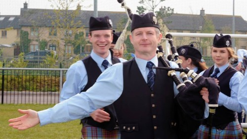 New Ross & District Pipe Band Featured Photo