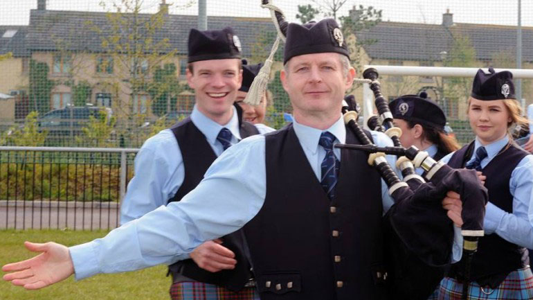 New Ross & District Pipe Band Featured Photo | Hooley!