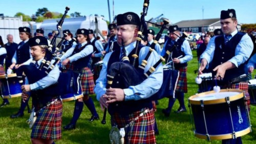 Ravara Pipe Band Featured Photo