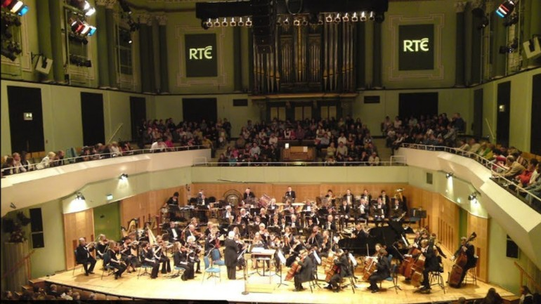 RTÉ Concert Orchestra Featured Photo | Hooley!