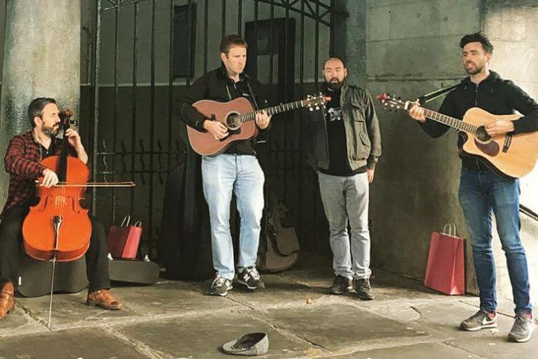 Runabay Band Photo 2 | Hooley!