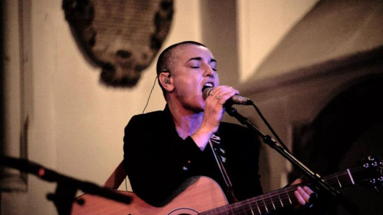 Sinéad O'Connor Featured Photo | Hooley!