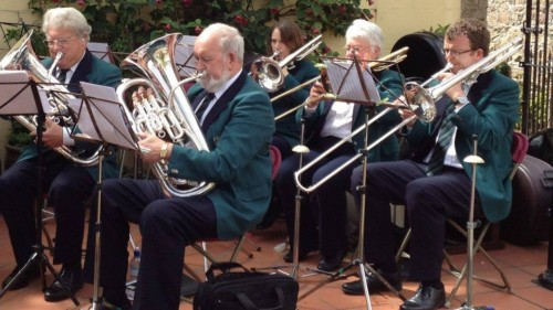 St George's Brass Band Dublin Featured Photo
