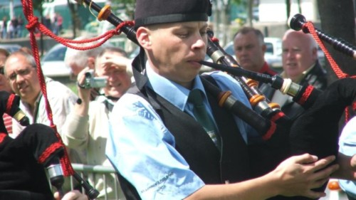 St Lawrence Pipe Band Featured Photo