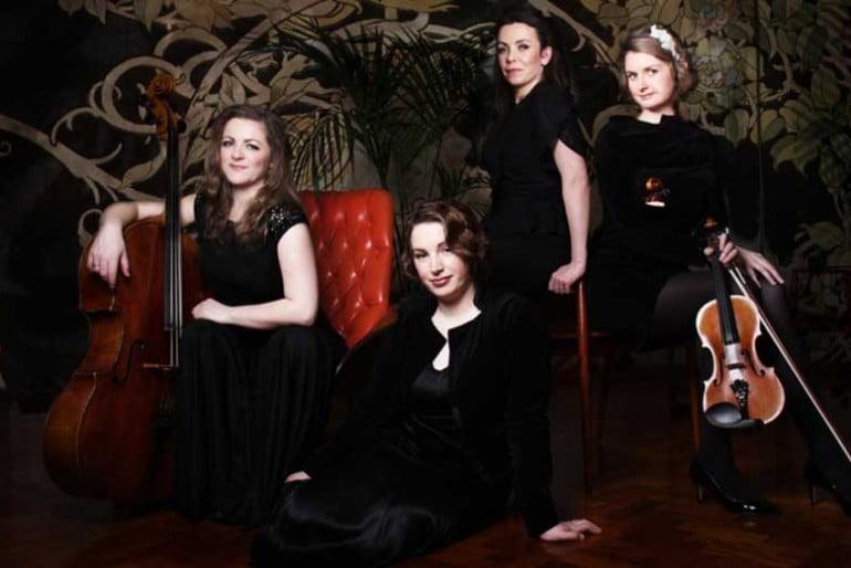 The Astral String Quartet Photo 1
