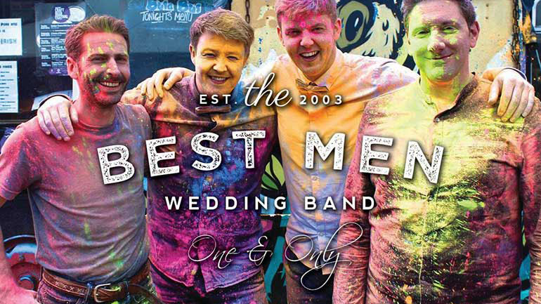 The Best Men Featured Photo | Hooley!