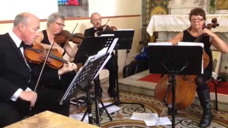 The Corrib String Quartet Featured Photo | Hooley!