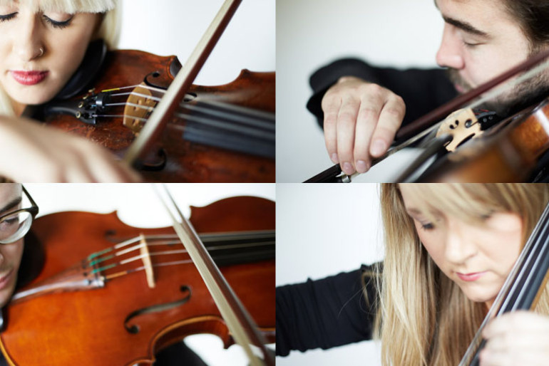 The Delta String Quartet Photo 1