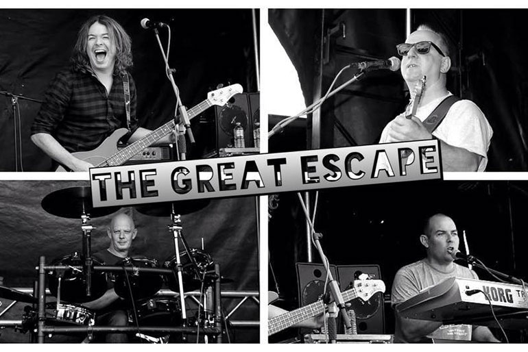 The Great Escape Photo 2 | Hooley!