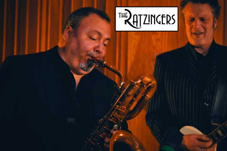 The Ratzingers Photo 2