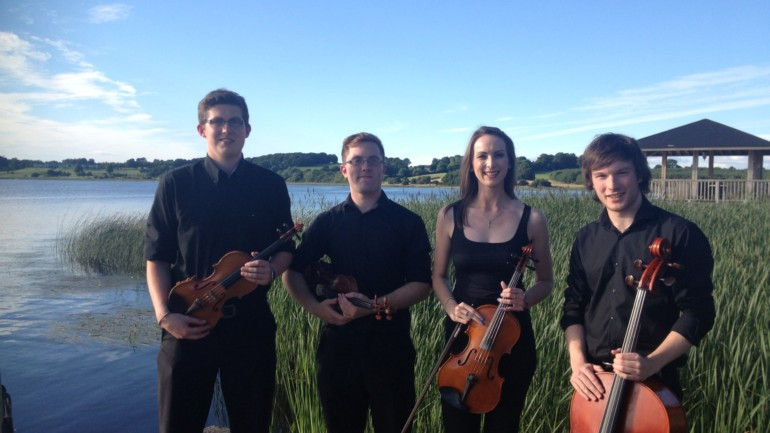Vltava String Quartet Featured Photo | Hooley!