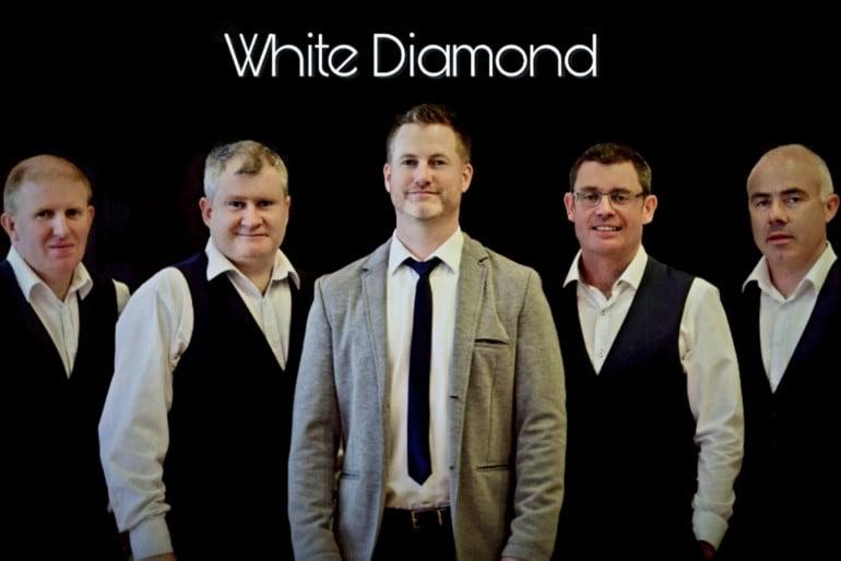 White Diamond Photo 2 | Hooley!
